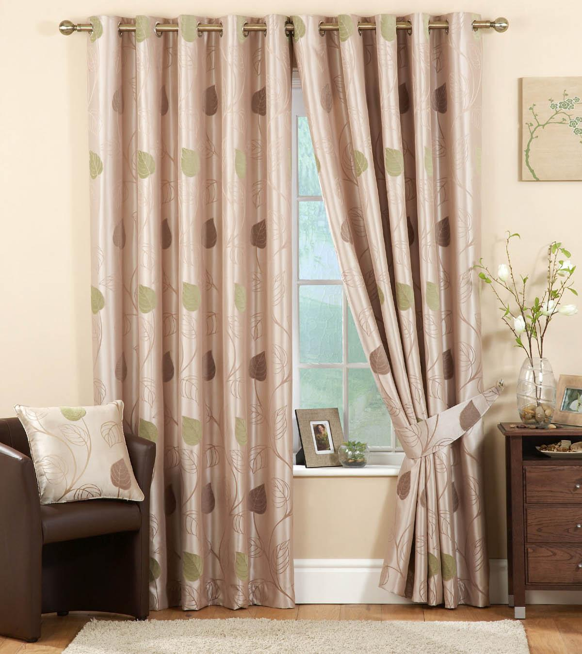 Green eyelet curtains shop for cheap curtains blinds - Green curtain patterns ...