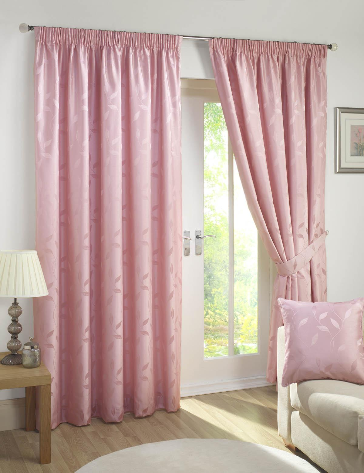 Buy Cheap Pink Bedroom Curtains Compare Home Textiles Prices For Best Uk Deals