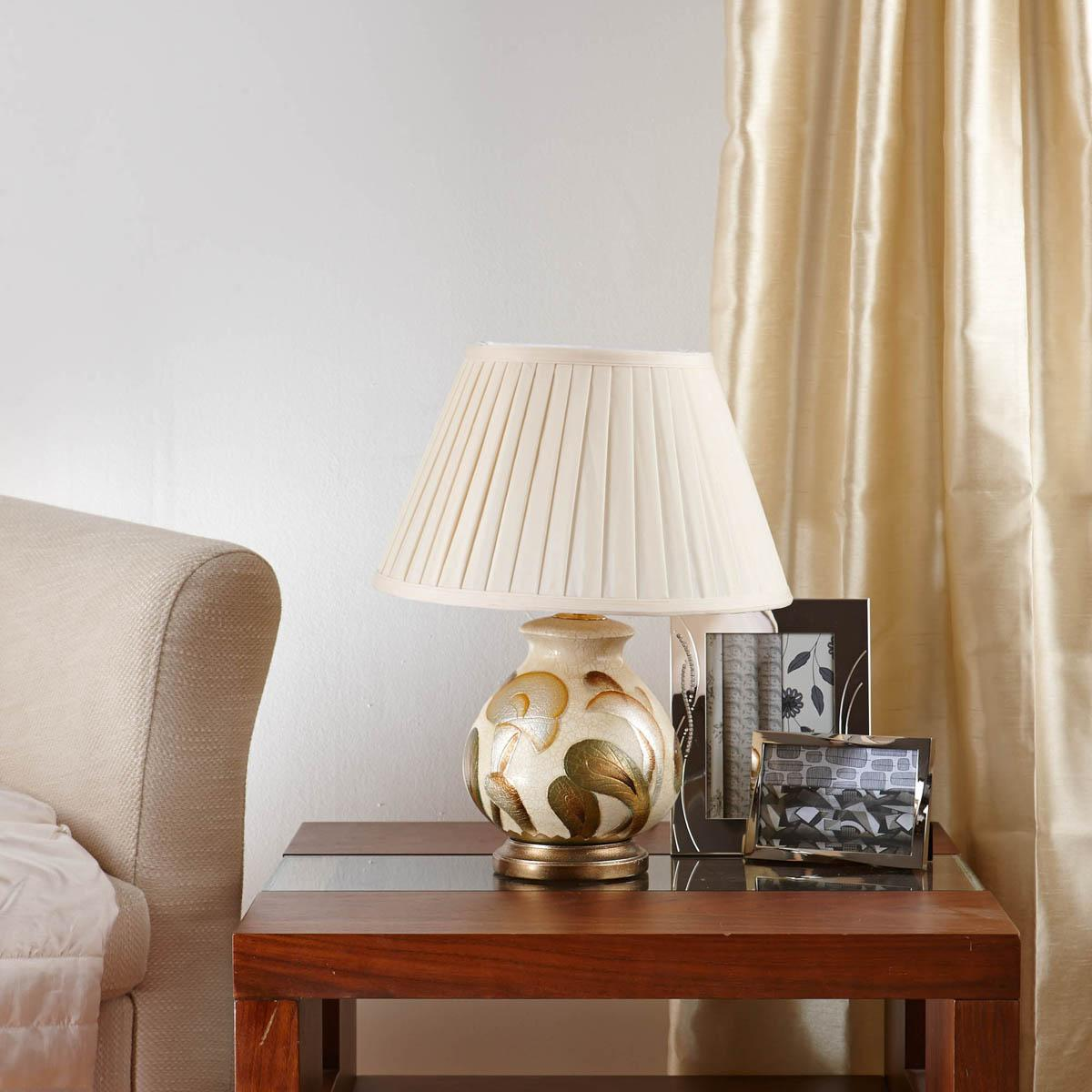Cream Christabelle Table Lamp