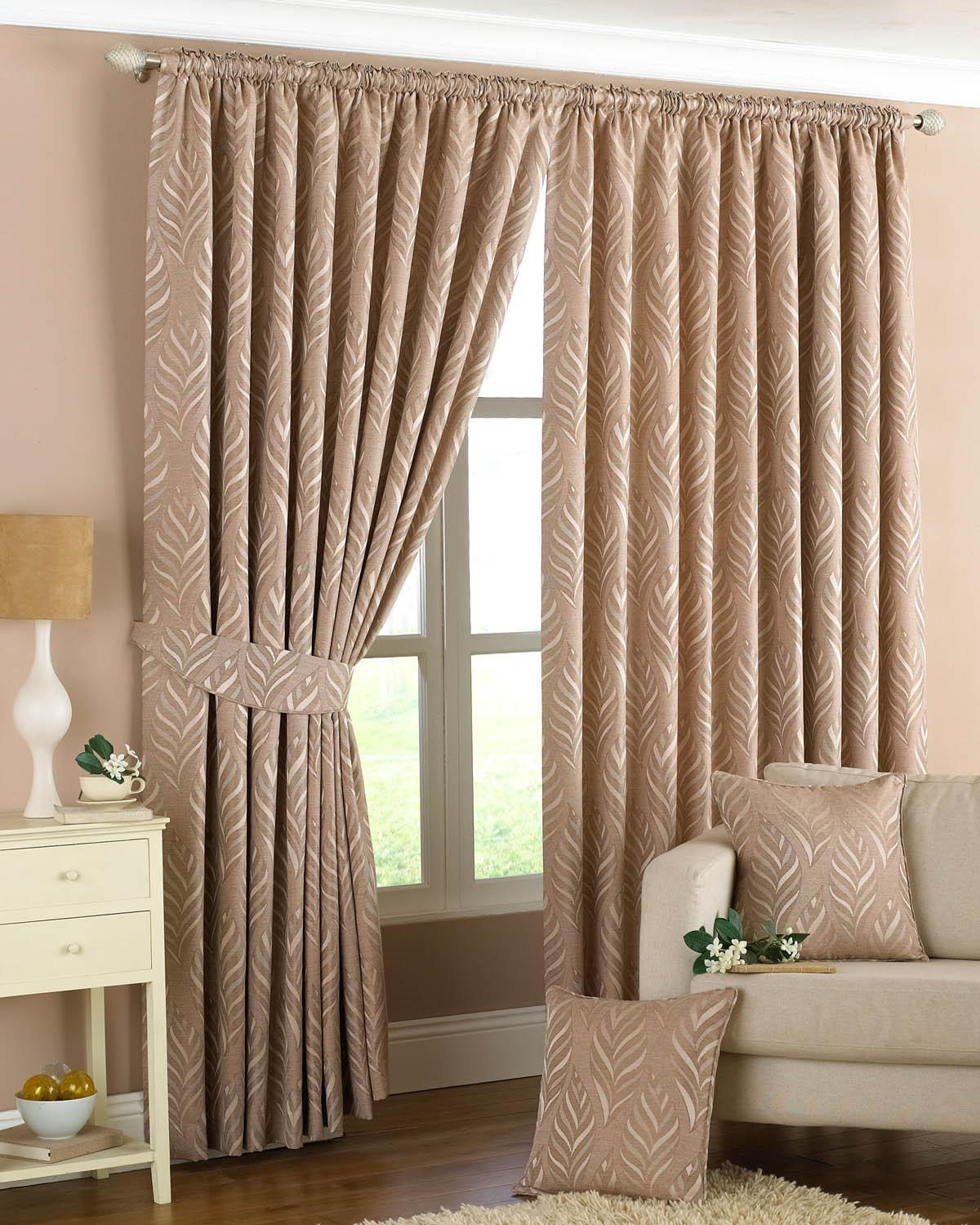 Find Gorgeous Curtains In A Range Of Colours And Fabrics