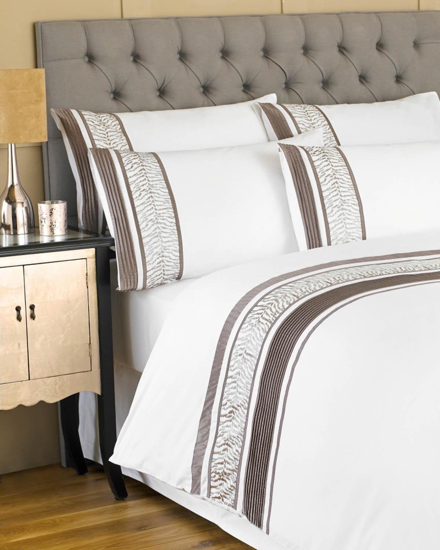 Gold Zanzibar Luxury Duvet Set