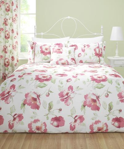 Blush Bloom Duvet Cover
