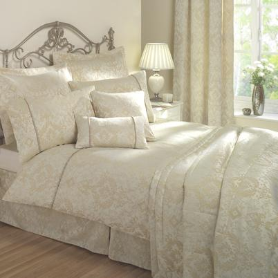 Natural Florence Bedding By Julian Charles