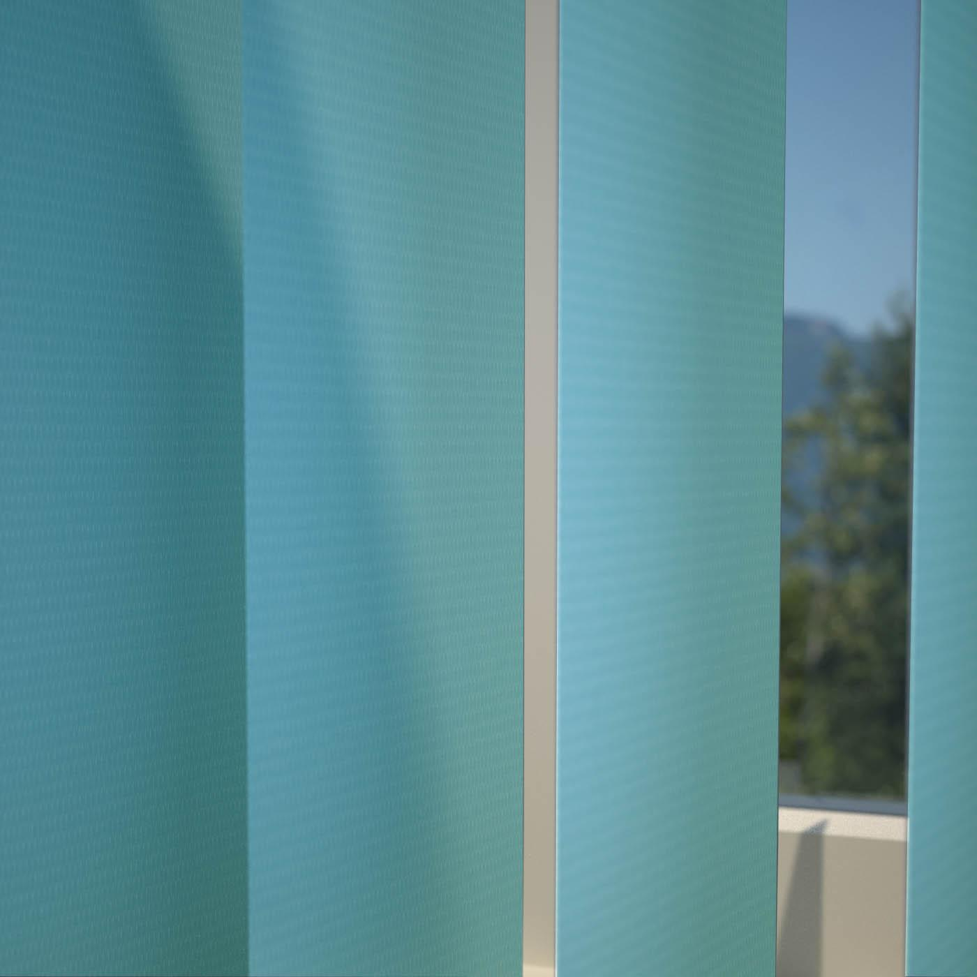 Tj Hughes Lily Teal Tape Curtains