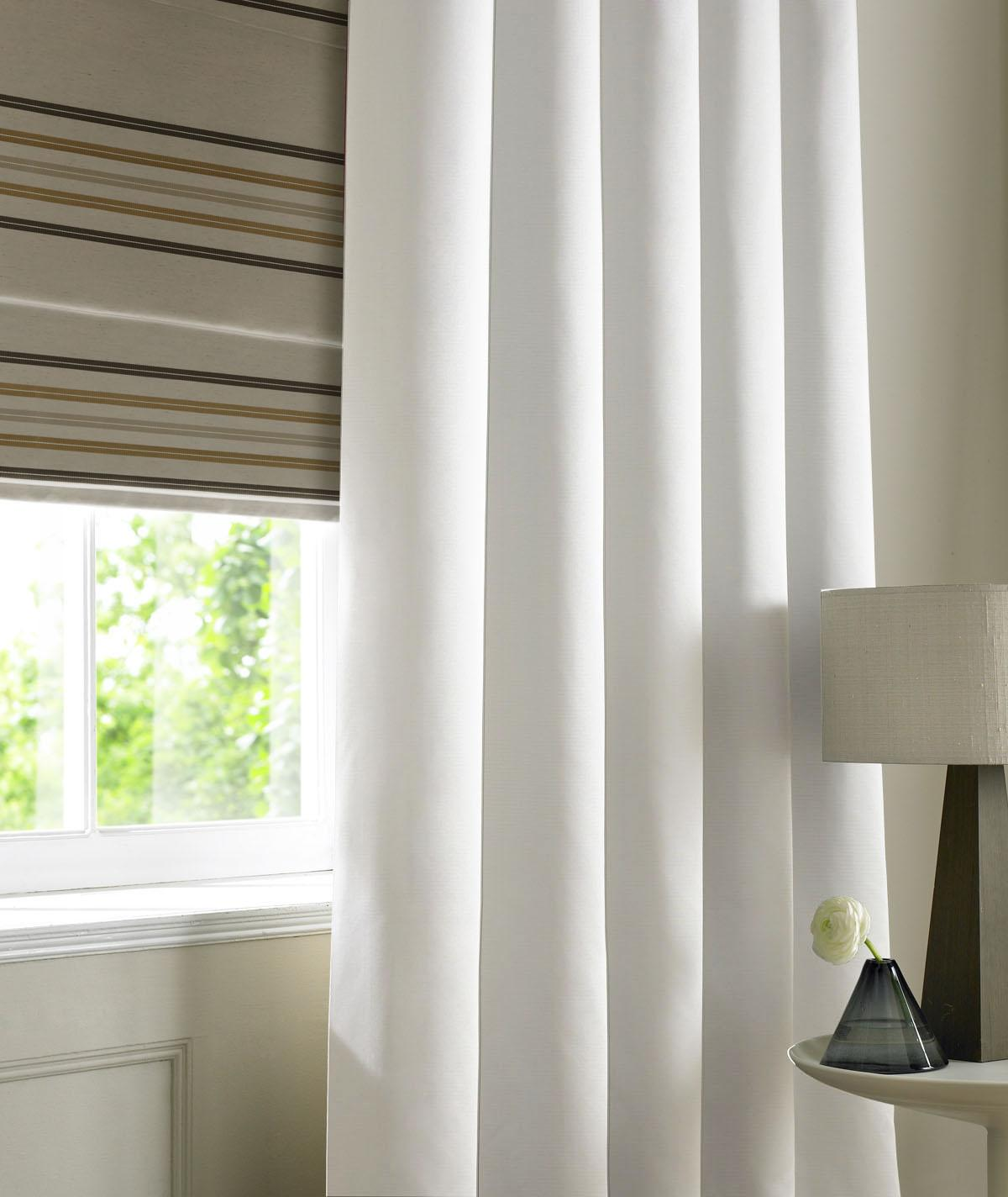 Buy cheap plain curtains compare curtains blinds for Best place to buy fabric for curtains