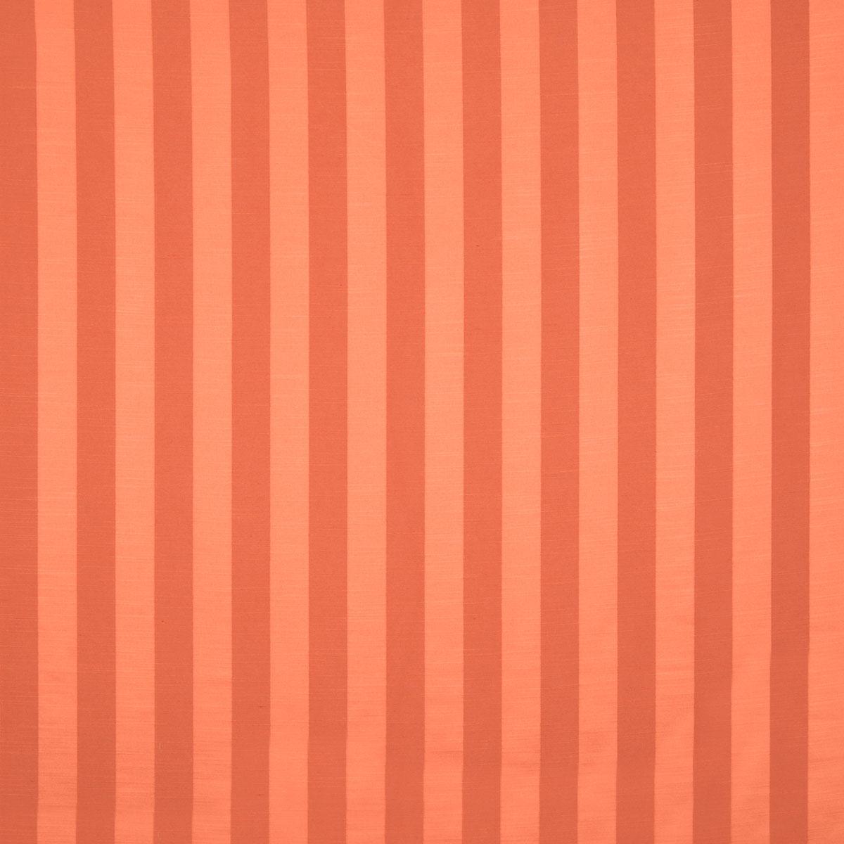Spice Ascot Stripe Curtain Fabric