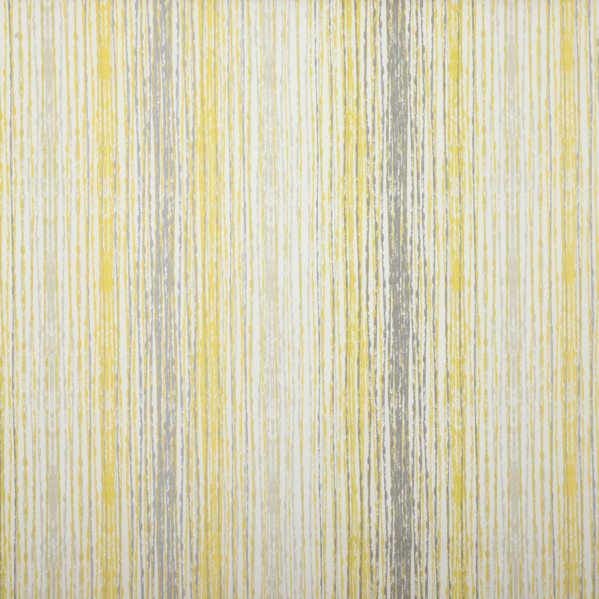 Sulphur Azura Curtain Fabric