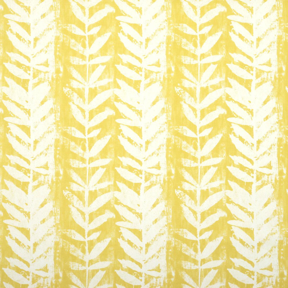 Sulphur Morella Curtain Fabric