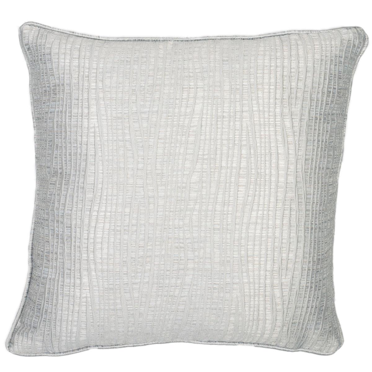 Graphite Twiggy Filled Cushion