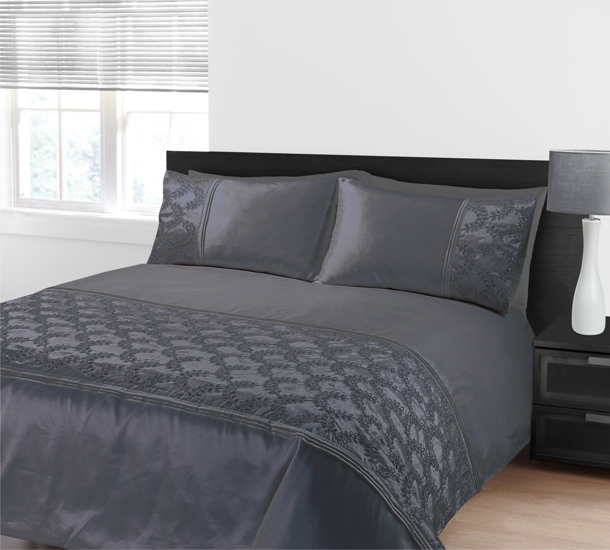 Grey Bedding Set Shop For Cheap Home Textiles And Save