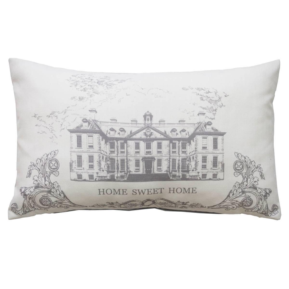 Pebble Kirstie Allsopp Louisa Filled Cushion