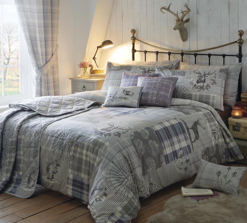 Heather Tatton Patchwork Bedding