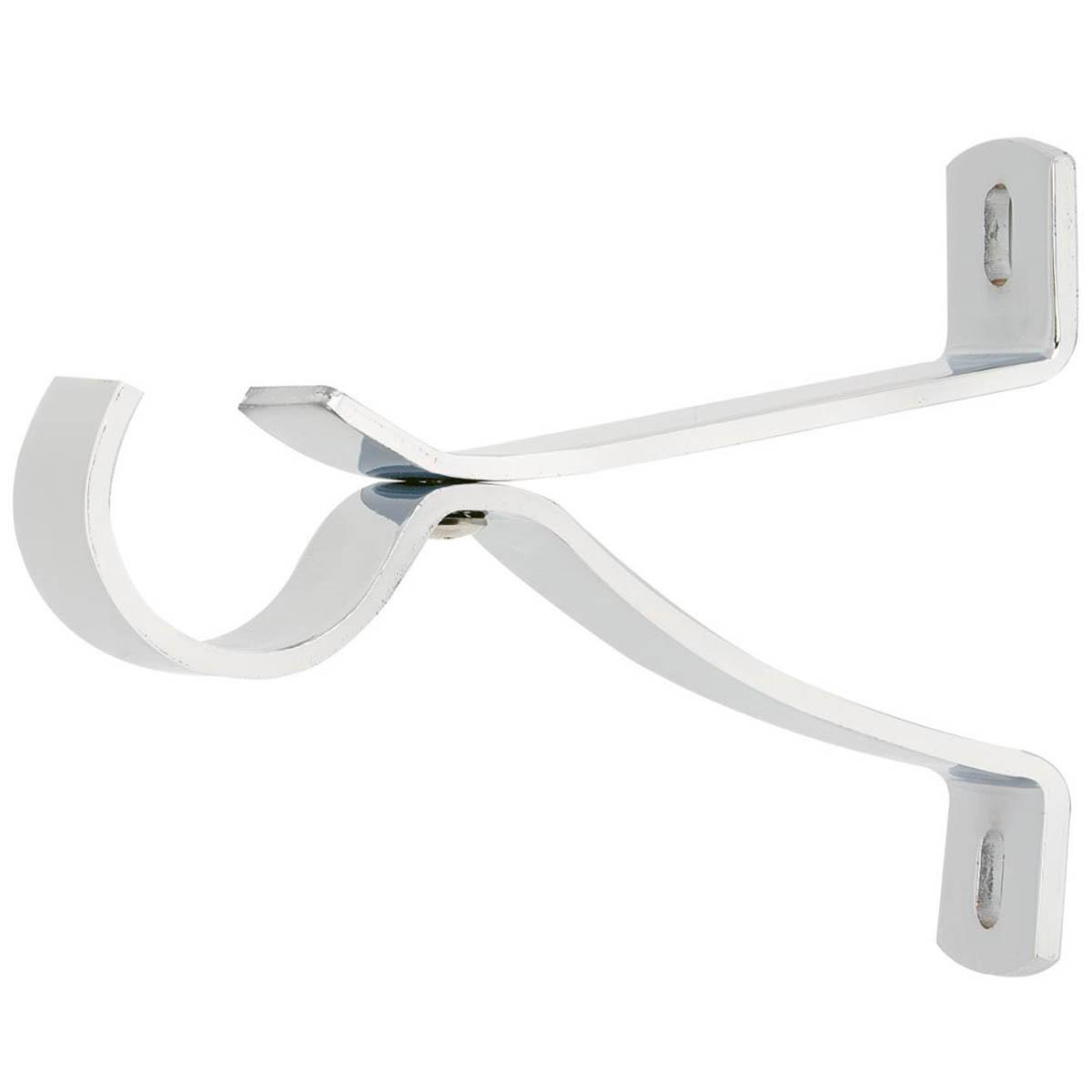 Chrome Swish 28mm Bracket