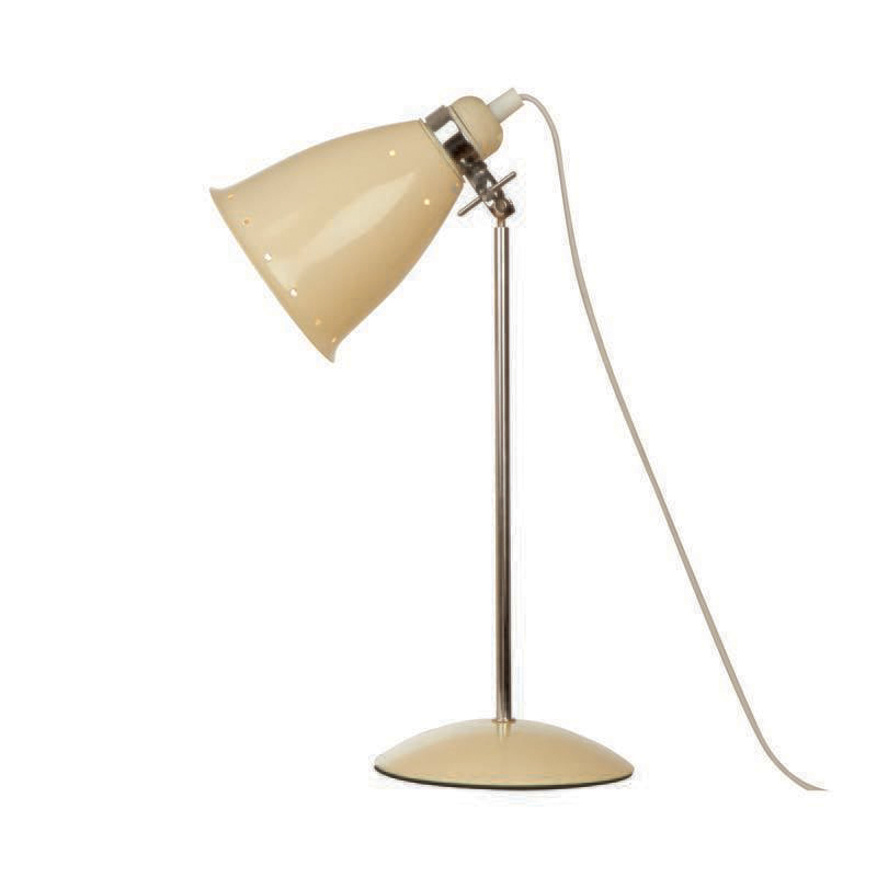 Cream Kafe Desk Lamp
