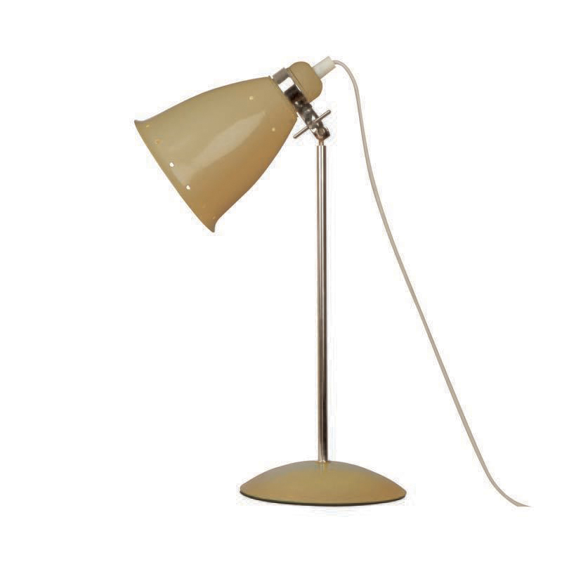 Putty Grey Kafe Desk Lamp