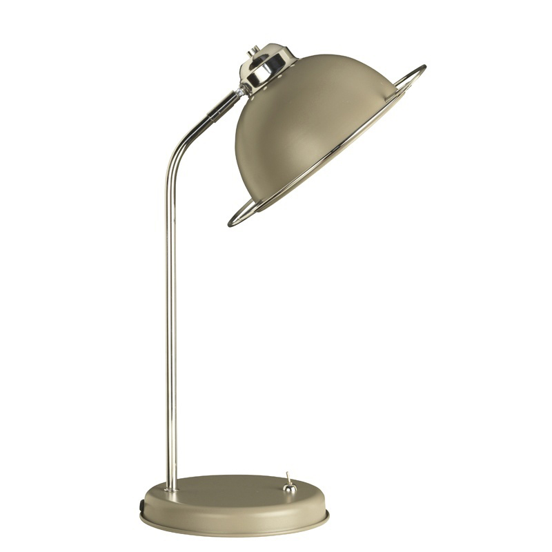 GreyChrome Bauhaus Table Lamp