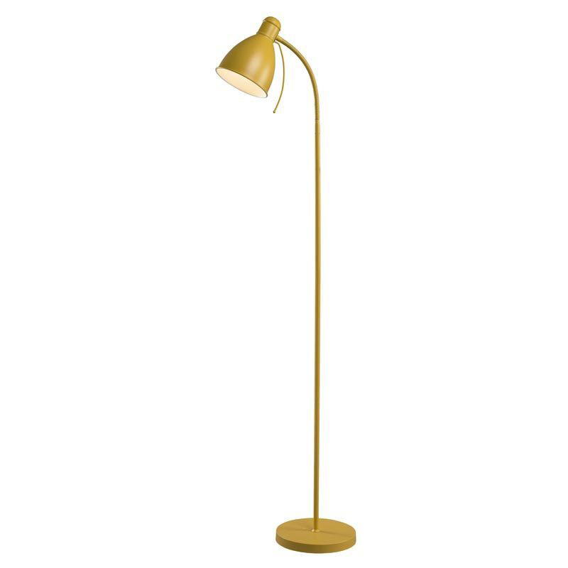 Yellow Sven Floor Lamp