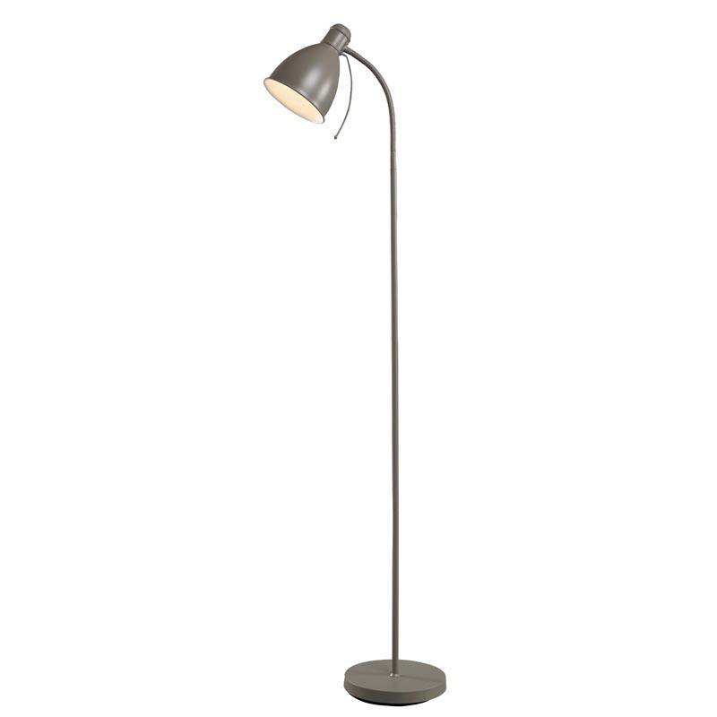 Grey Sven Floor Lamp