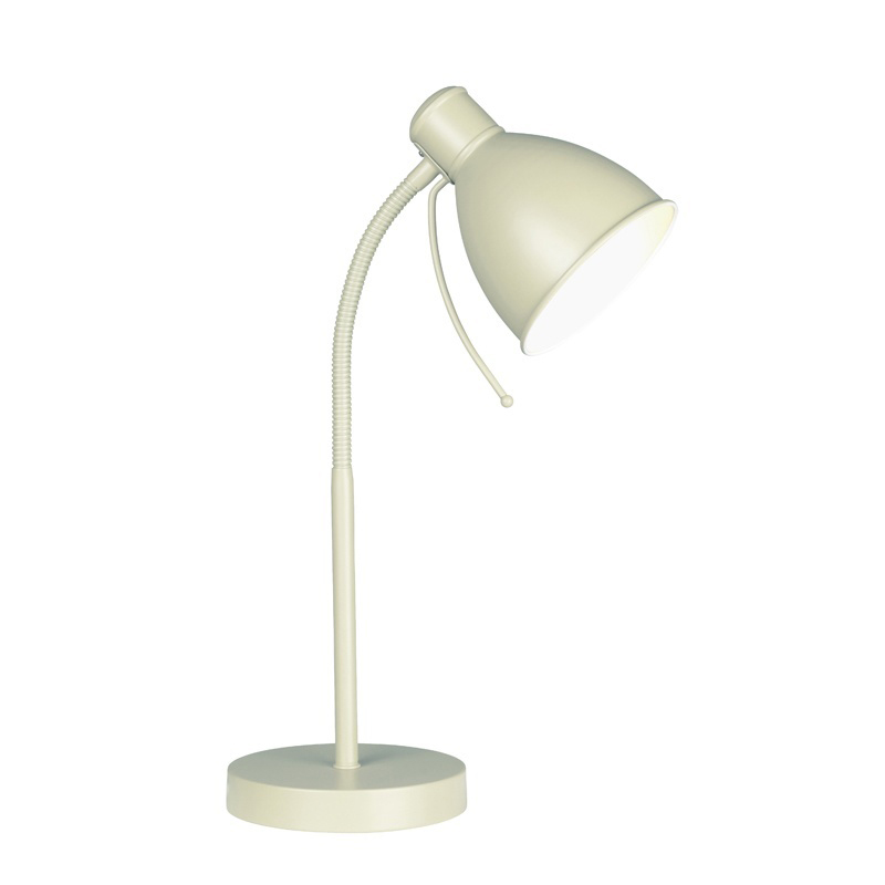 Cream Sven Desk Lamp
