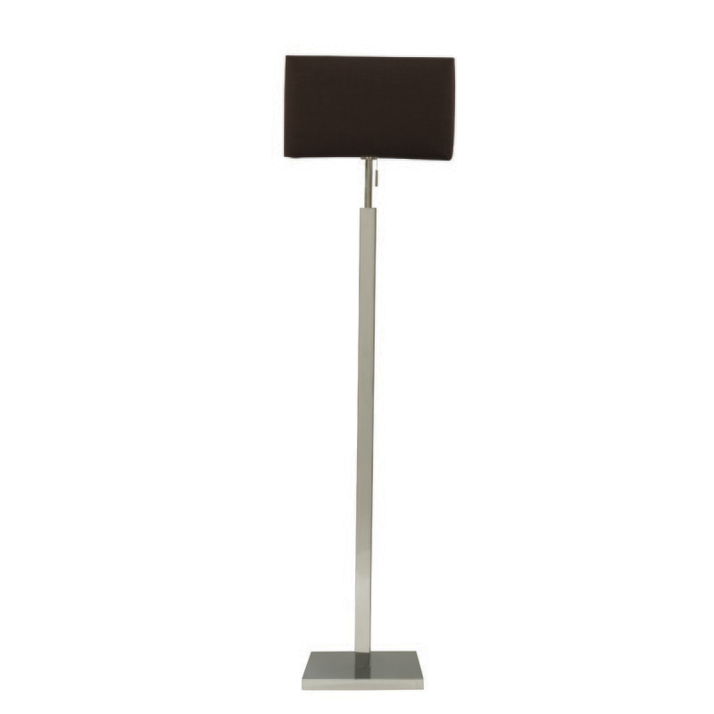 Best contemporary lamp base prices in curtains blinds online for Pallas chrome floor lamp