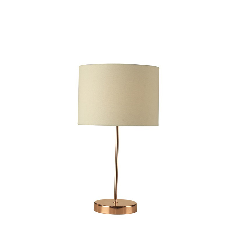 Shiny Bronze Islington Touch Table Lamp