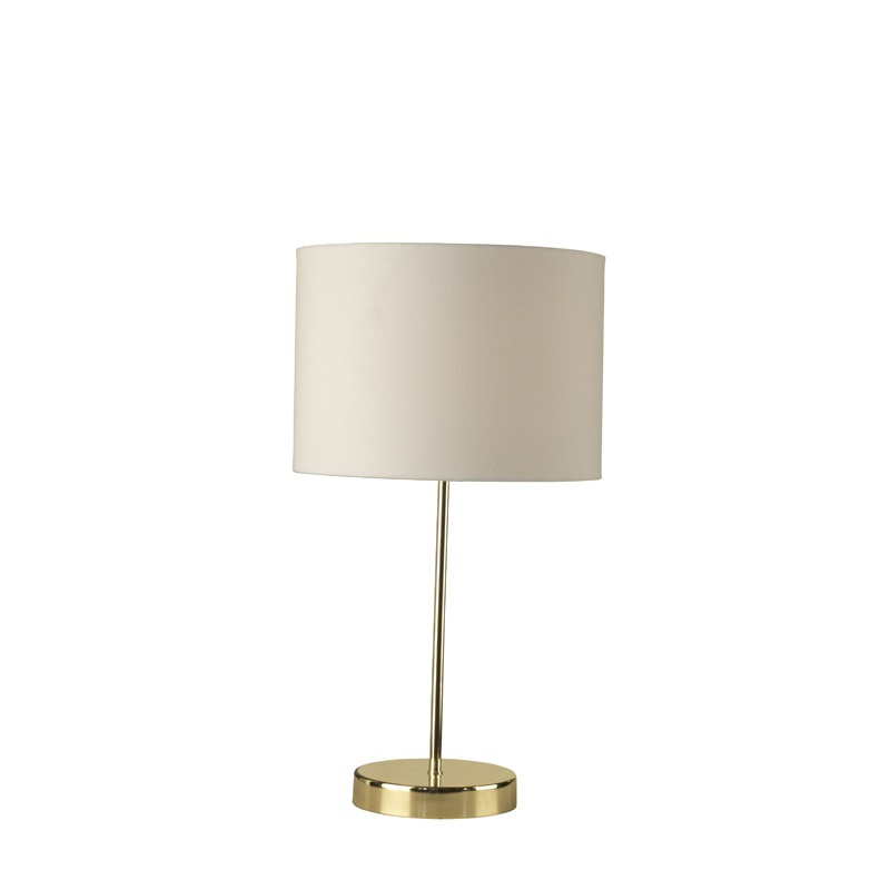 Shiny Gold Islington Touch Table Lamp