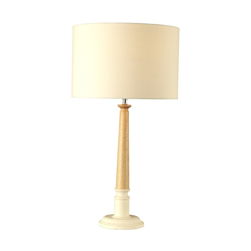 CreamNatural Oslo Table Lamp