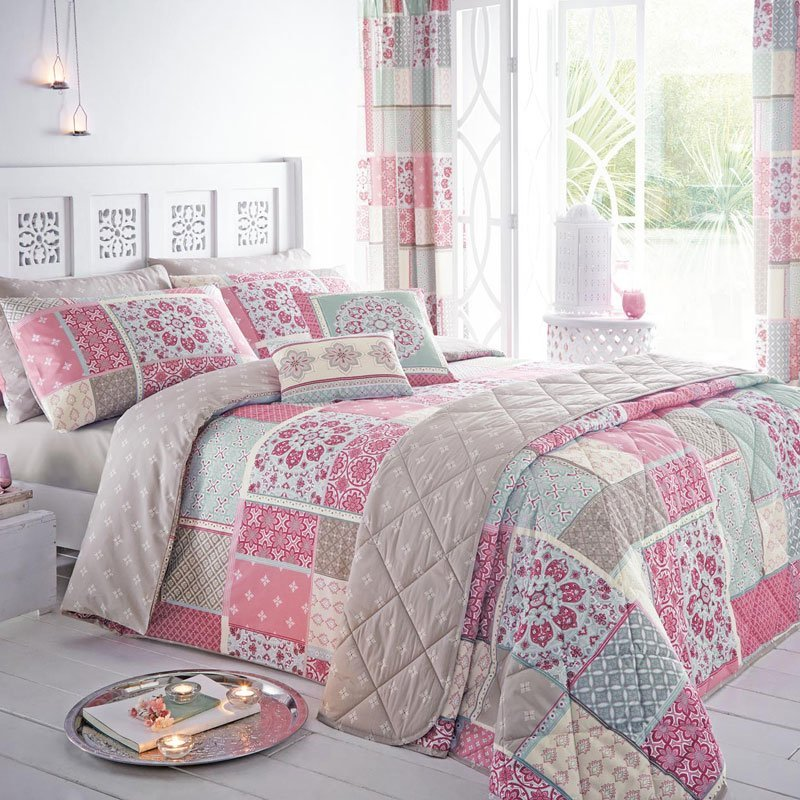 buy cheap pink bedroom curtains compare home textiles