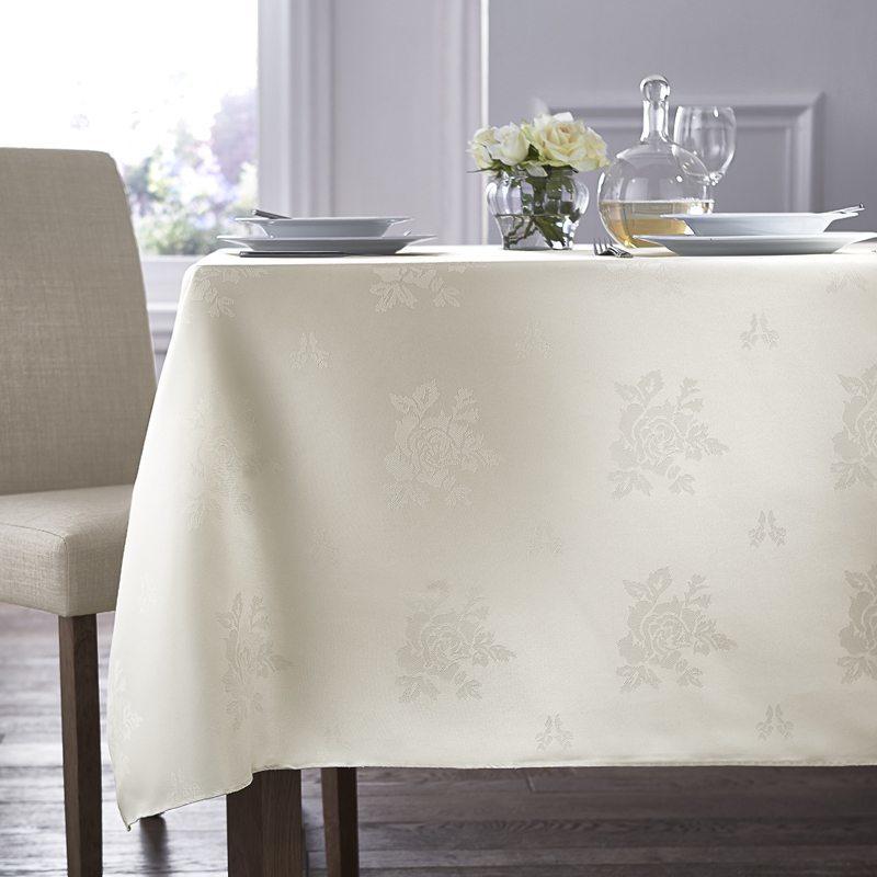 Ivory Cezanne Table Linen