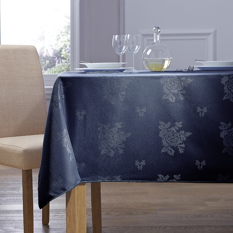 Navy Cezanne Table Linen