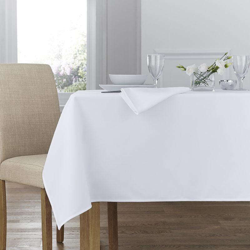White Forta Table Linen