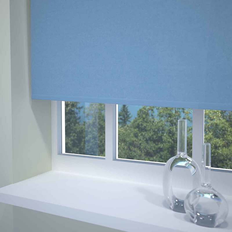 Atlantic Kensington Plain Roller Blind