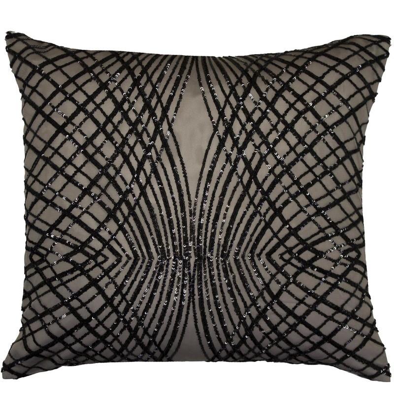 Truffle Kylie Minogue Esta Filled Cushion