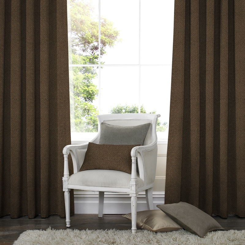 Click to view product details and reviews for Copper Olinda Made To Measure Curtains.