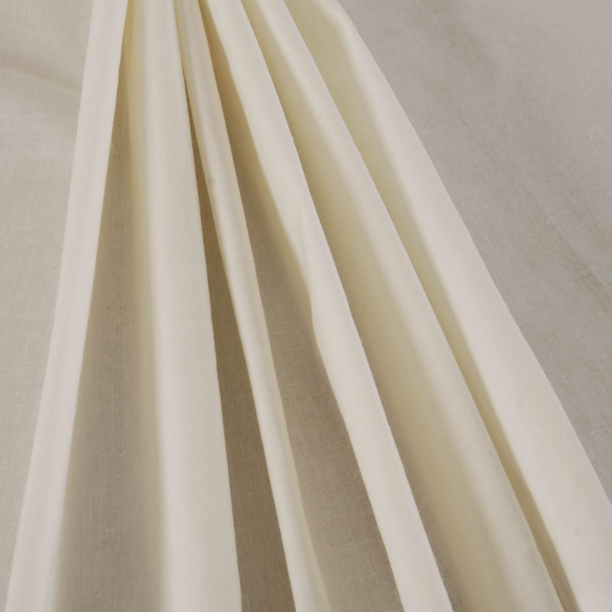 Cream 54 Poly Cotton Lining