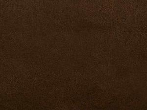 Chocolate Suede Curtain Fabric
