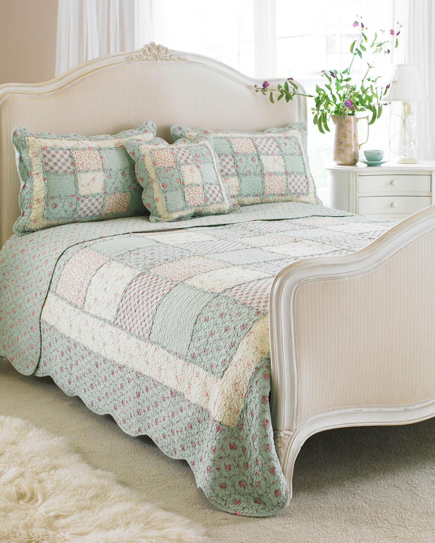 Duckegg Bedspread