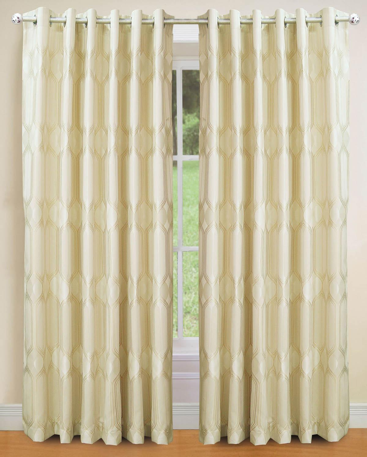 Buy cheap eyelet curtains compare curtains blinds for Best place to buy fabric for curtains