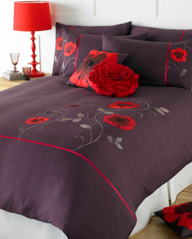 Duvet Cover Sizes Plain Flannel Luxury 100 Cotton