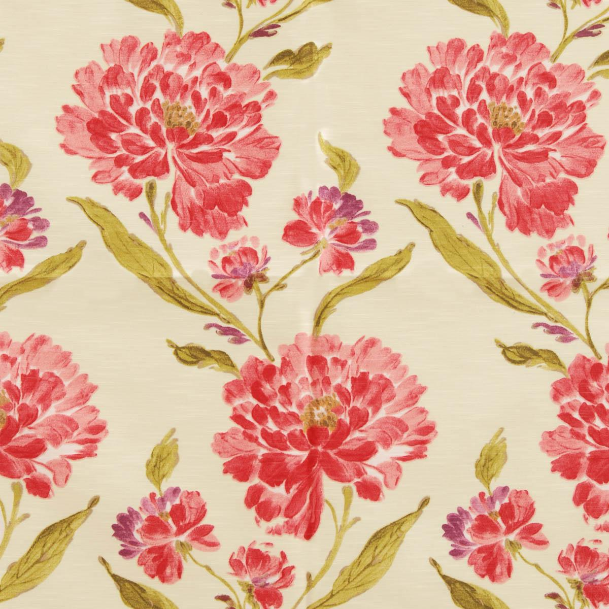 Coral curtain fabric pink amp green curtain fabric cheap uk delivery