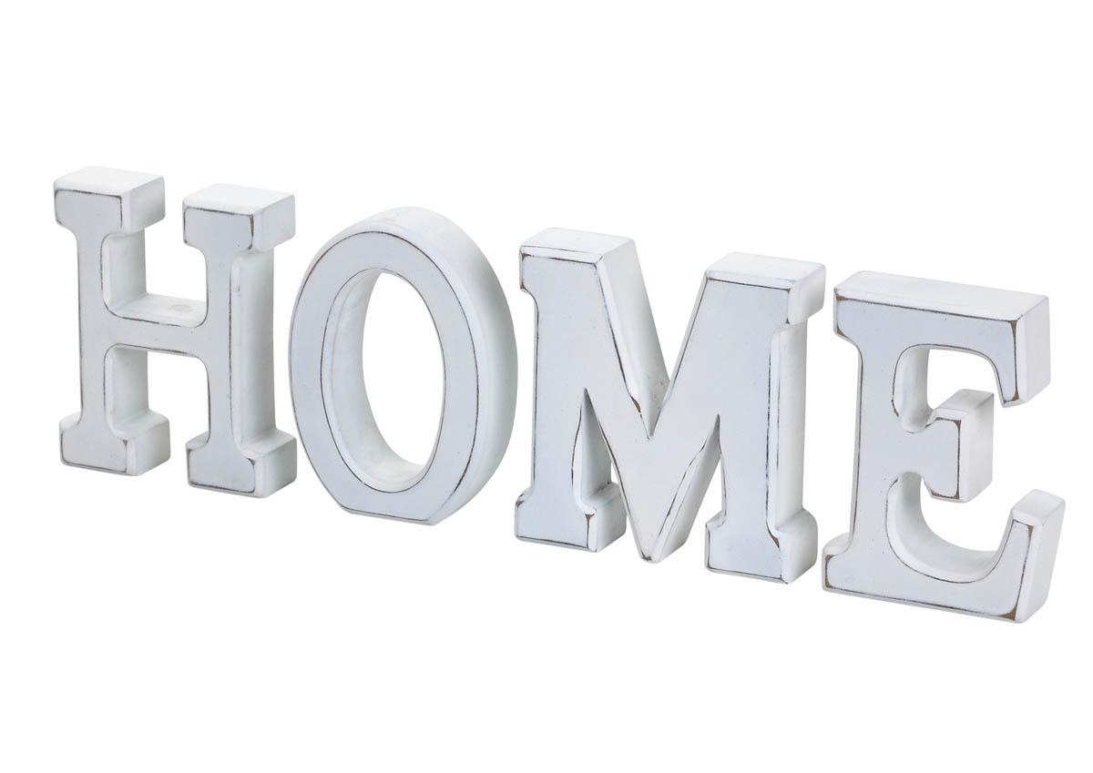 Distressed Home Sign White Home Accessories Cheap Uk Delivery