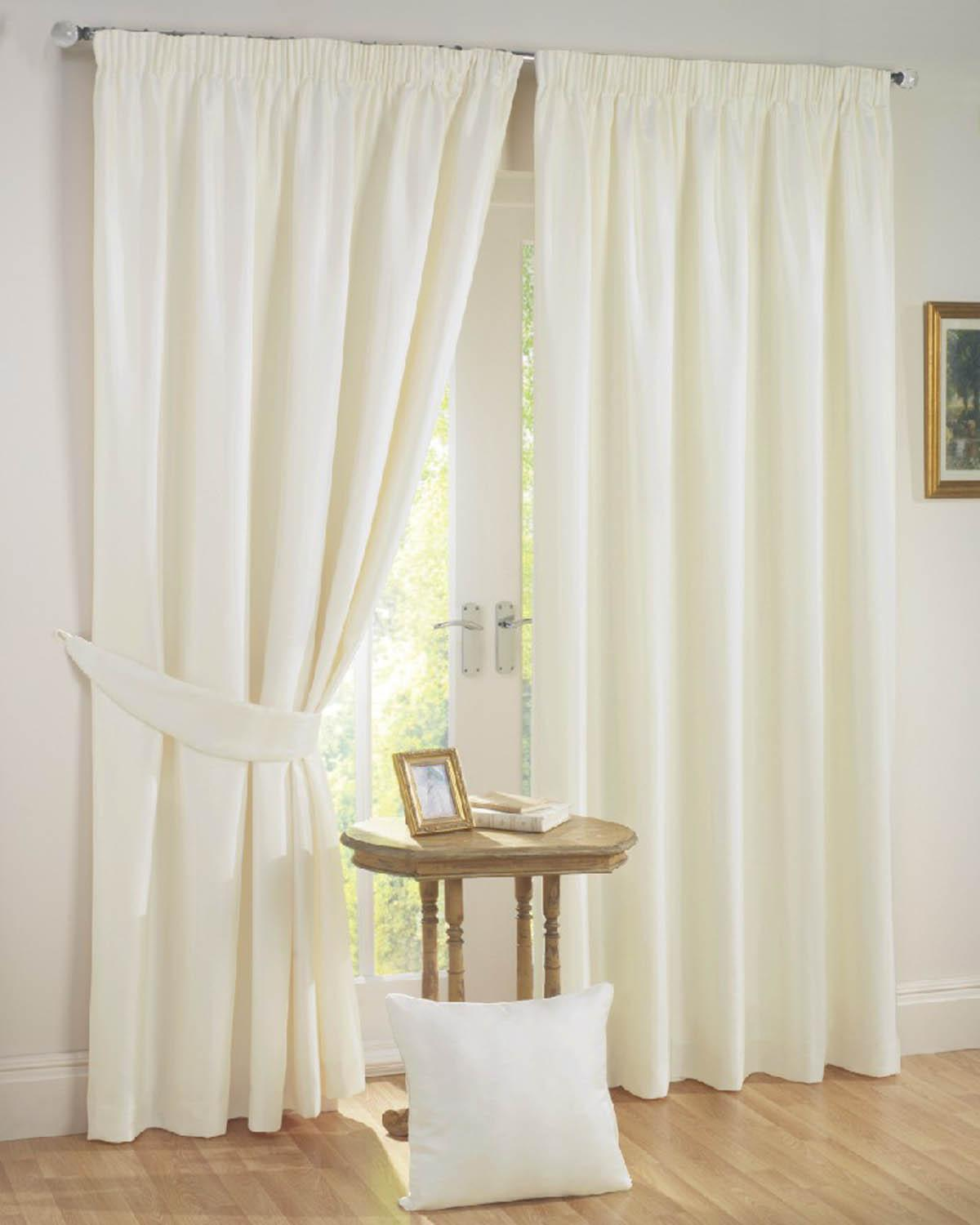 Sunset ready made curtains cream cream curtains uk delivery