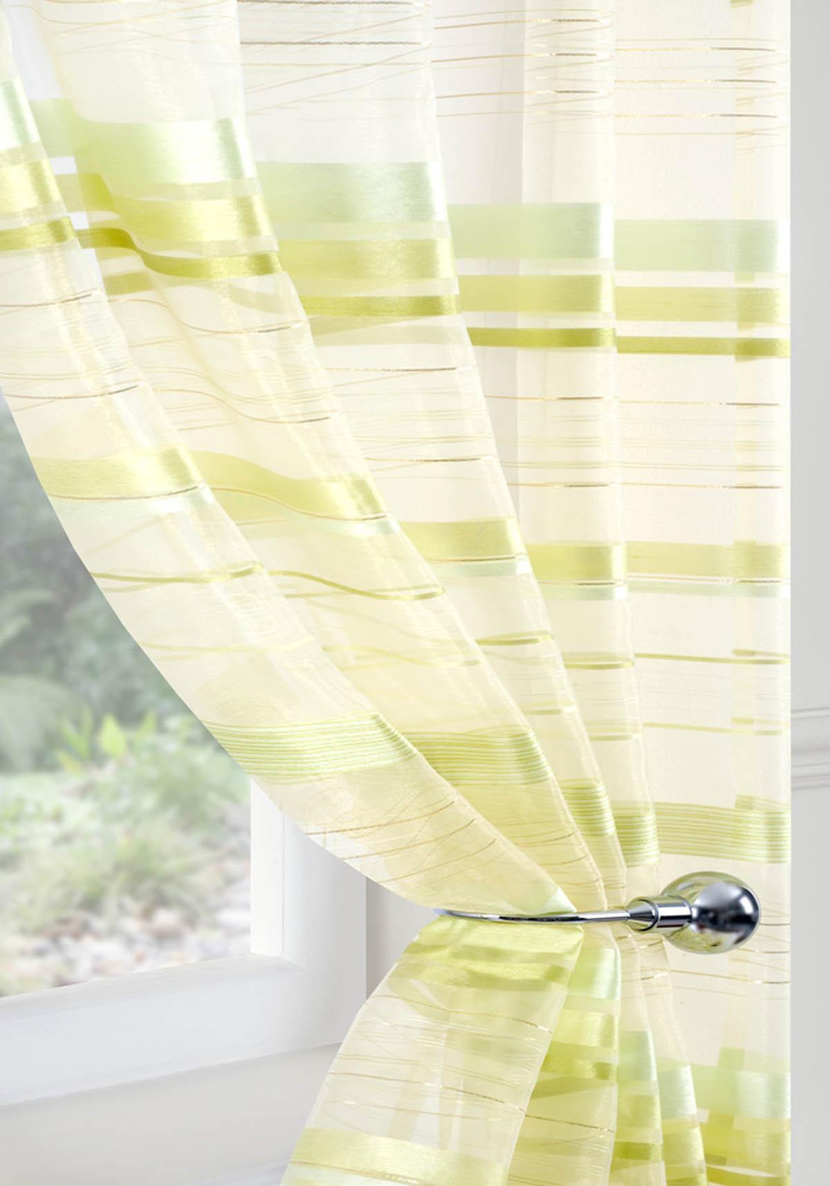 Voile curtain panel brown cheap green curtain voile uk delivery - Metropole Voile Curtain Panel