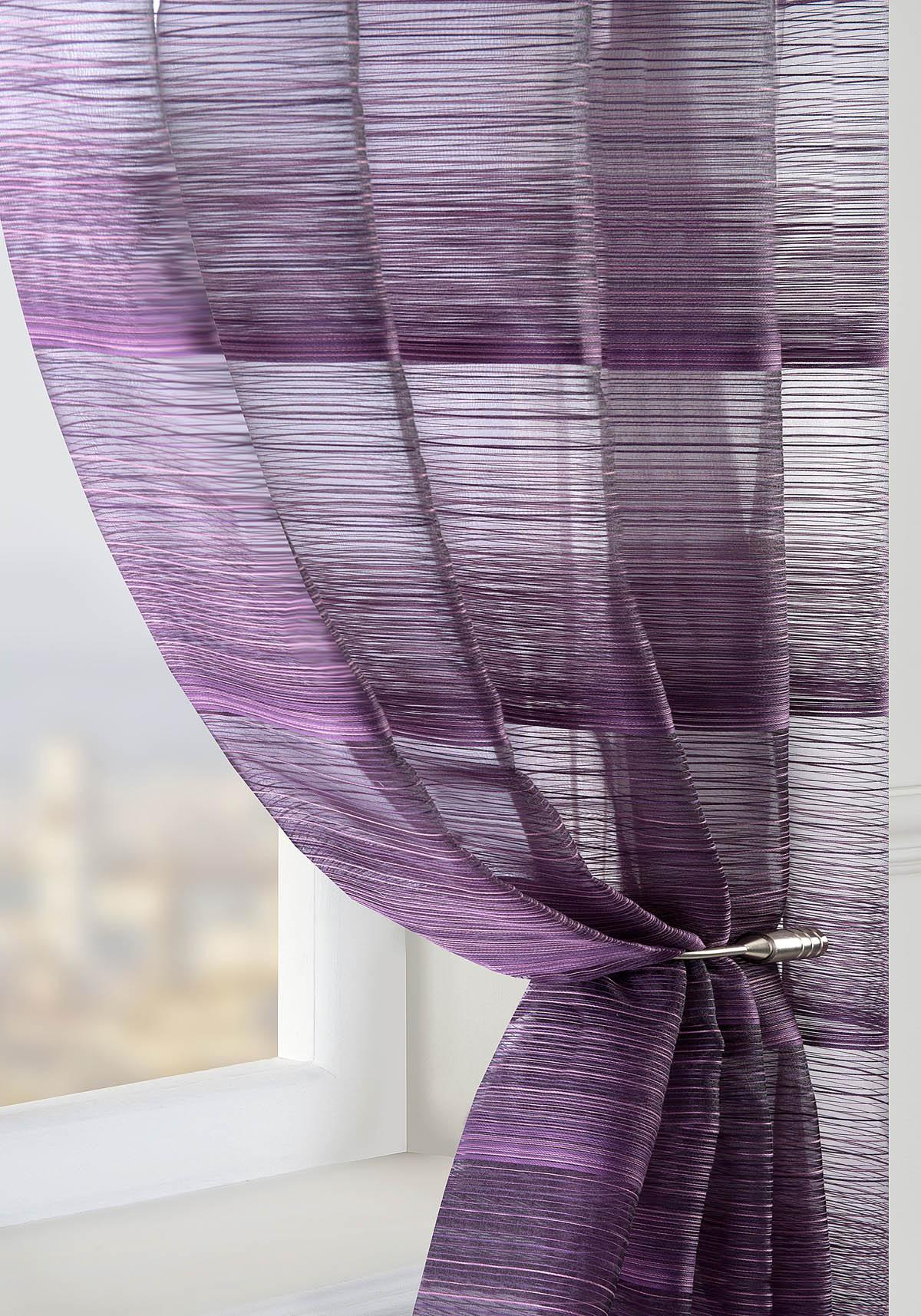 Voile curtain panel brown cheap green curtain voile uk delivery - Strata Voile Curtain Panel Thumbnail Share Colour Choices Matching Product Plumfrom 13 99