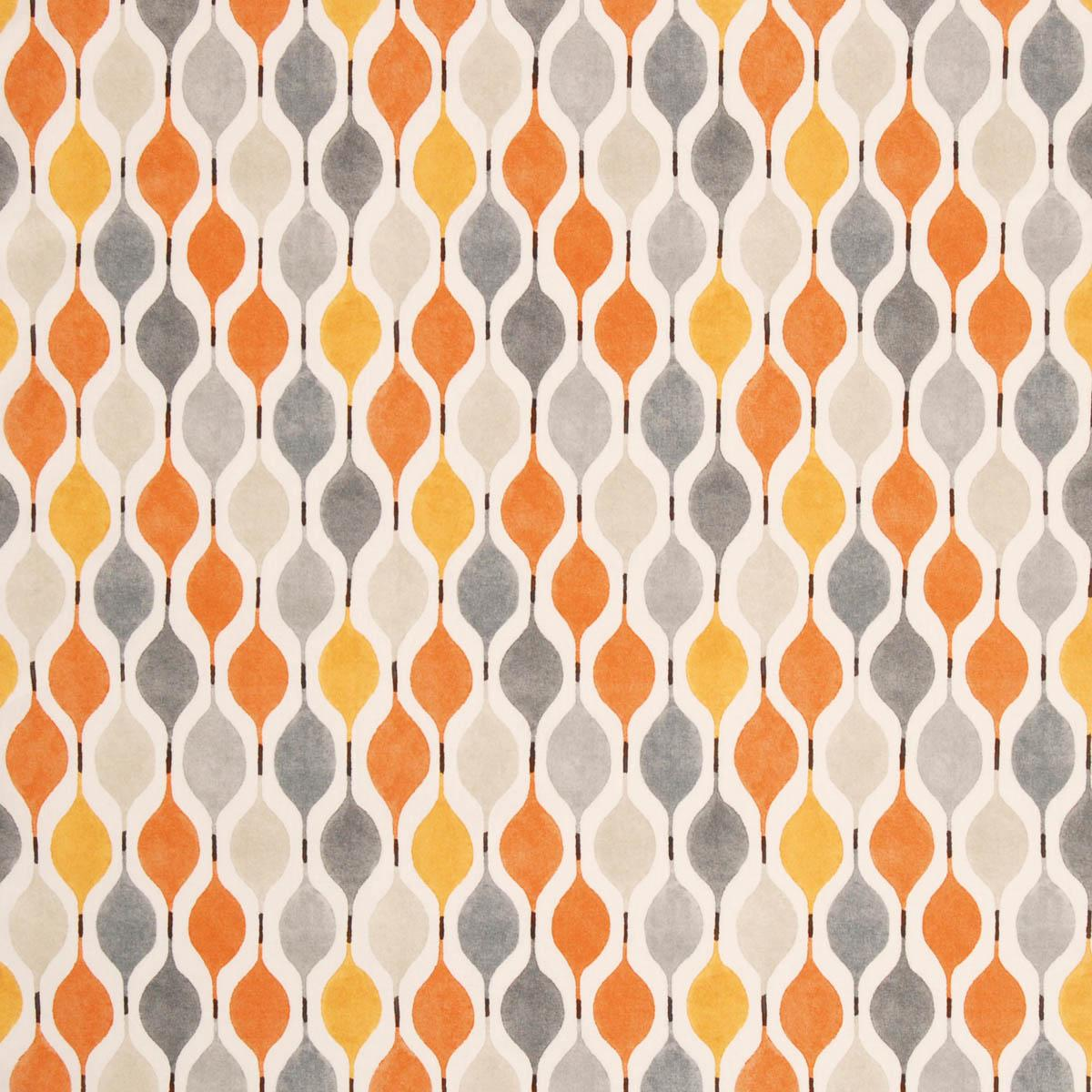 Verve Curtain Fabric Juice : Cheap Printed Curtain Fabrics : UK Delivery