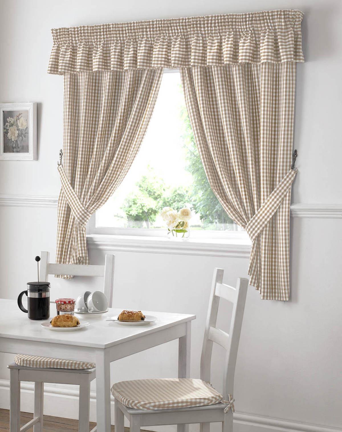 New Kitchen Curtains Uk ly Taste