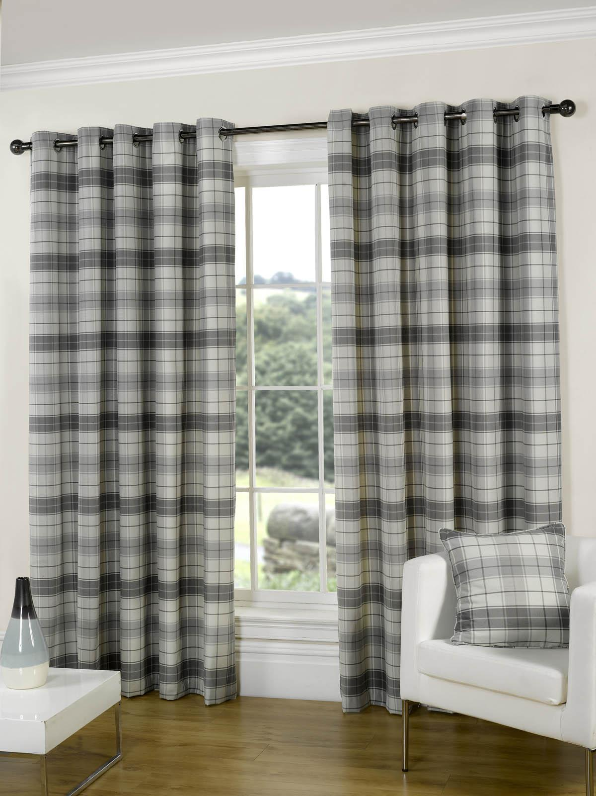 Cheap grey curtains - Cheap Grey Curtains Isla Ready Made Eyelet Curtains