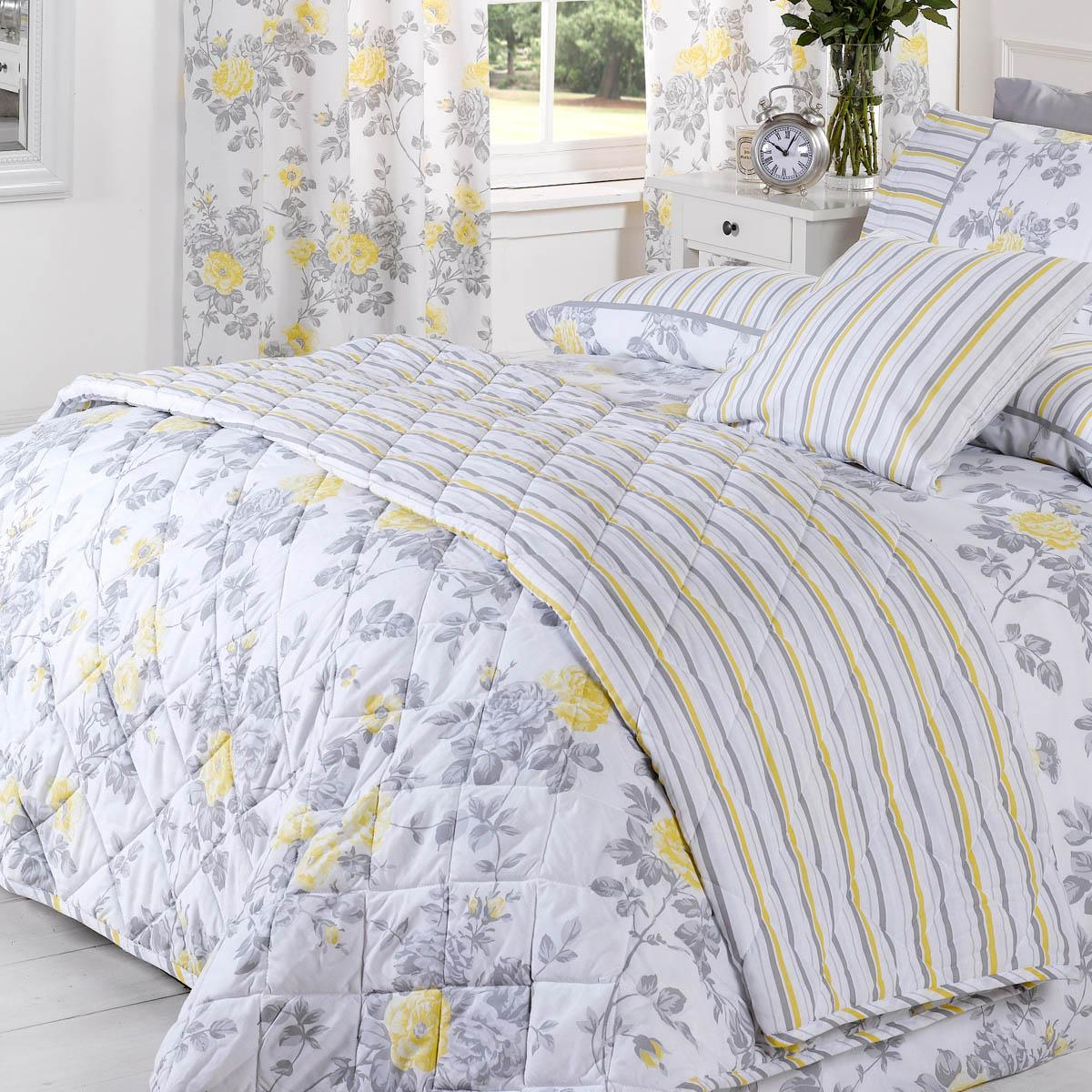 lemon bedding