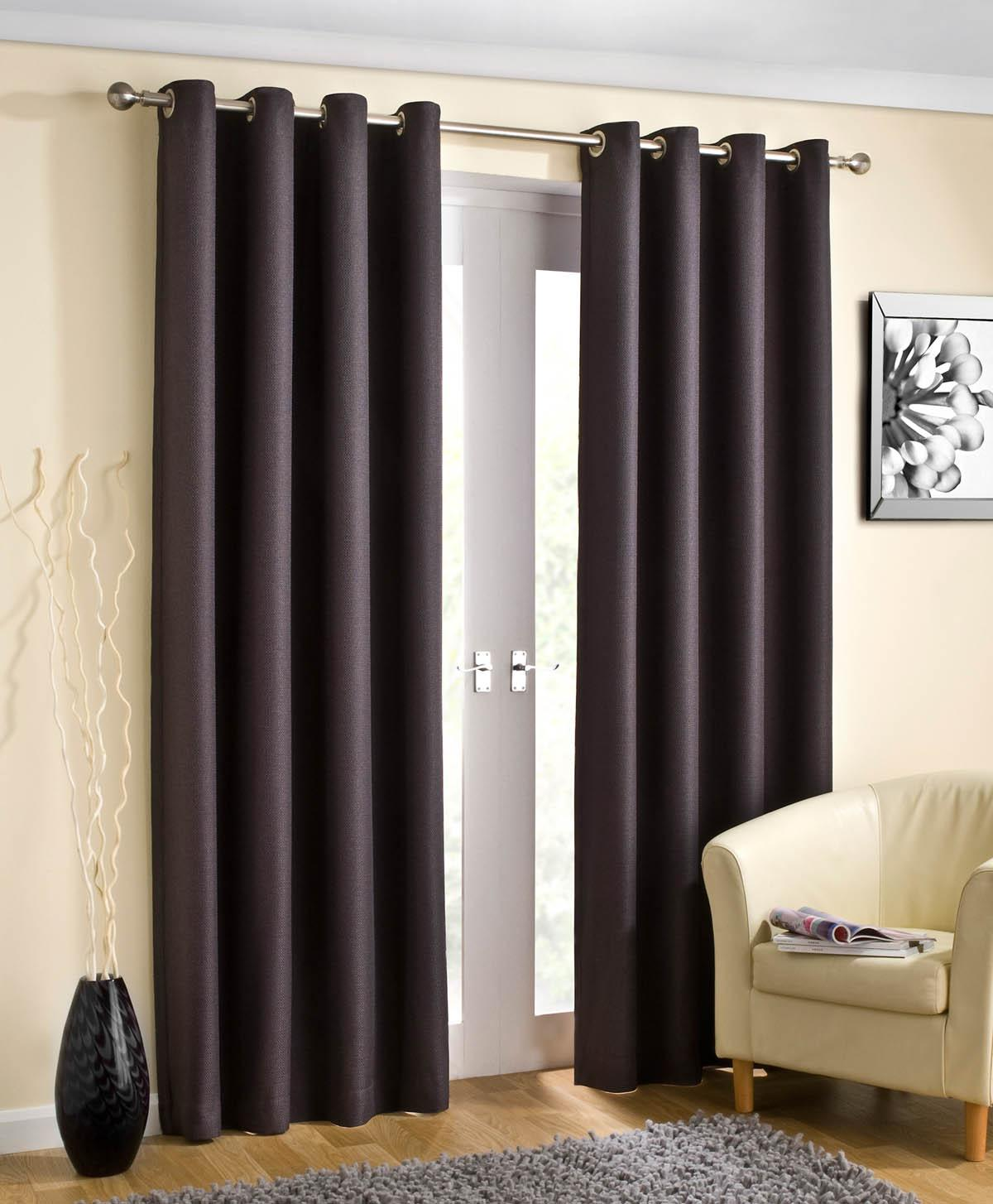 Wetherby Ready Made Dim Out Eyelet Curtains