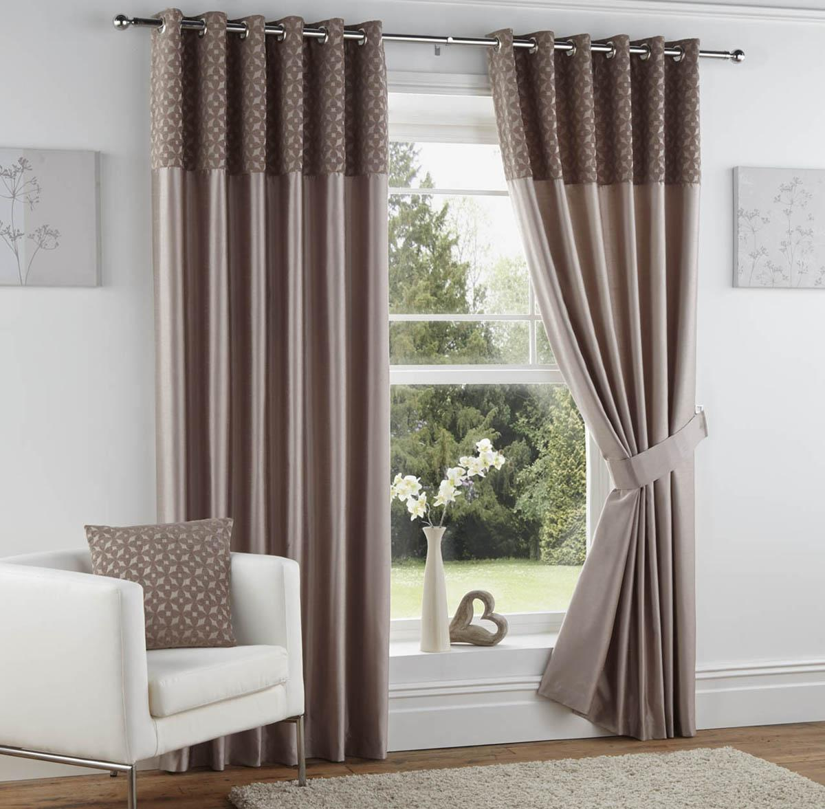 Woburn Ready Made Eyelet Curtains
